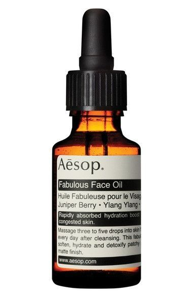 Fabulous Face Oil