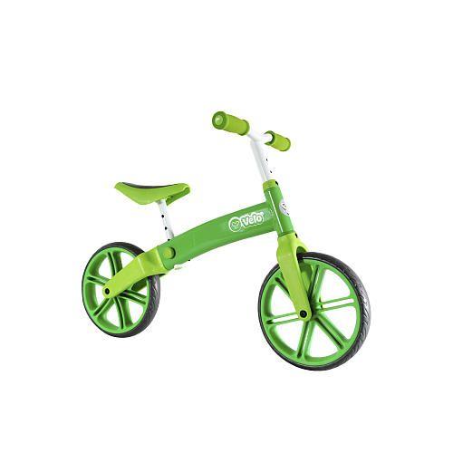 f85889230b0 Yvolution Y Velo Single Wheel Balance Bike - Green - Yvolution - Toys
