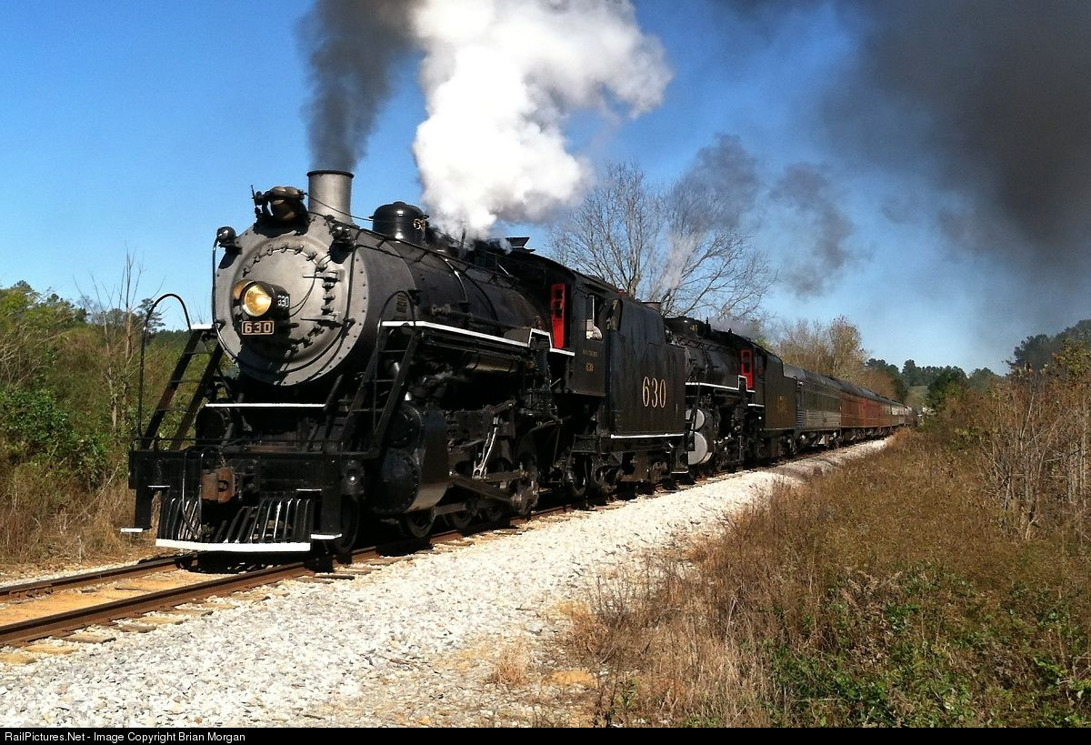 Photo SOU 630 Southern Railway Steam 28