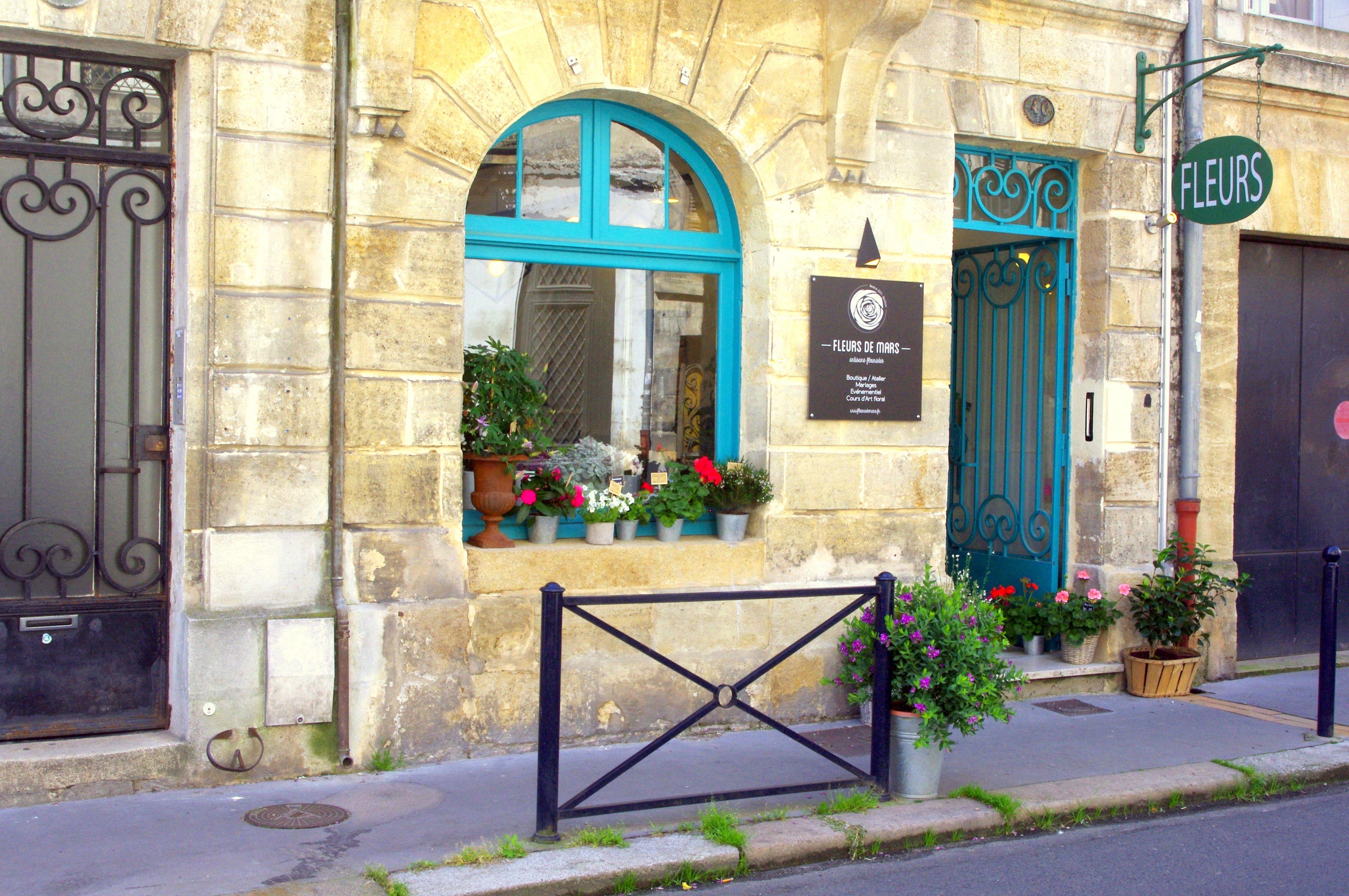 40 bis rue de la Course 33000 Bordeaux // Ouvert du