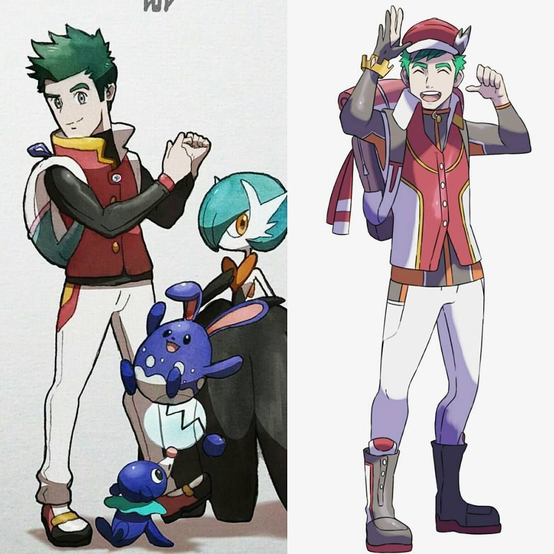 Image may contain 1 person pokemon teams pokemon