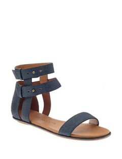 GENTLE SOULS Breaking News Sandal