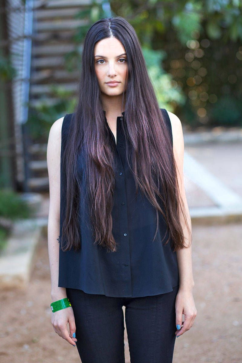 Really Long Haircuts to get inspired