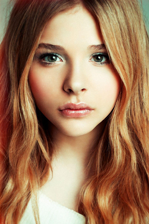 3. chloë grace moretz | make up & hair | pinterest | chloe grace