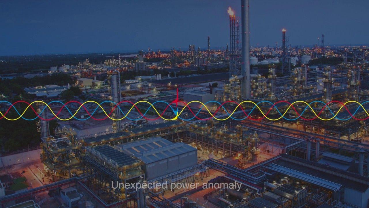 El Analizador De Calidad De Energia Pq3100 De Hioki Mide Todos Los Parametros De Potencia Incluyendo Voltaje Corriente Potencia Power Grid Power Unexpected