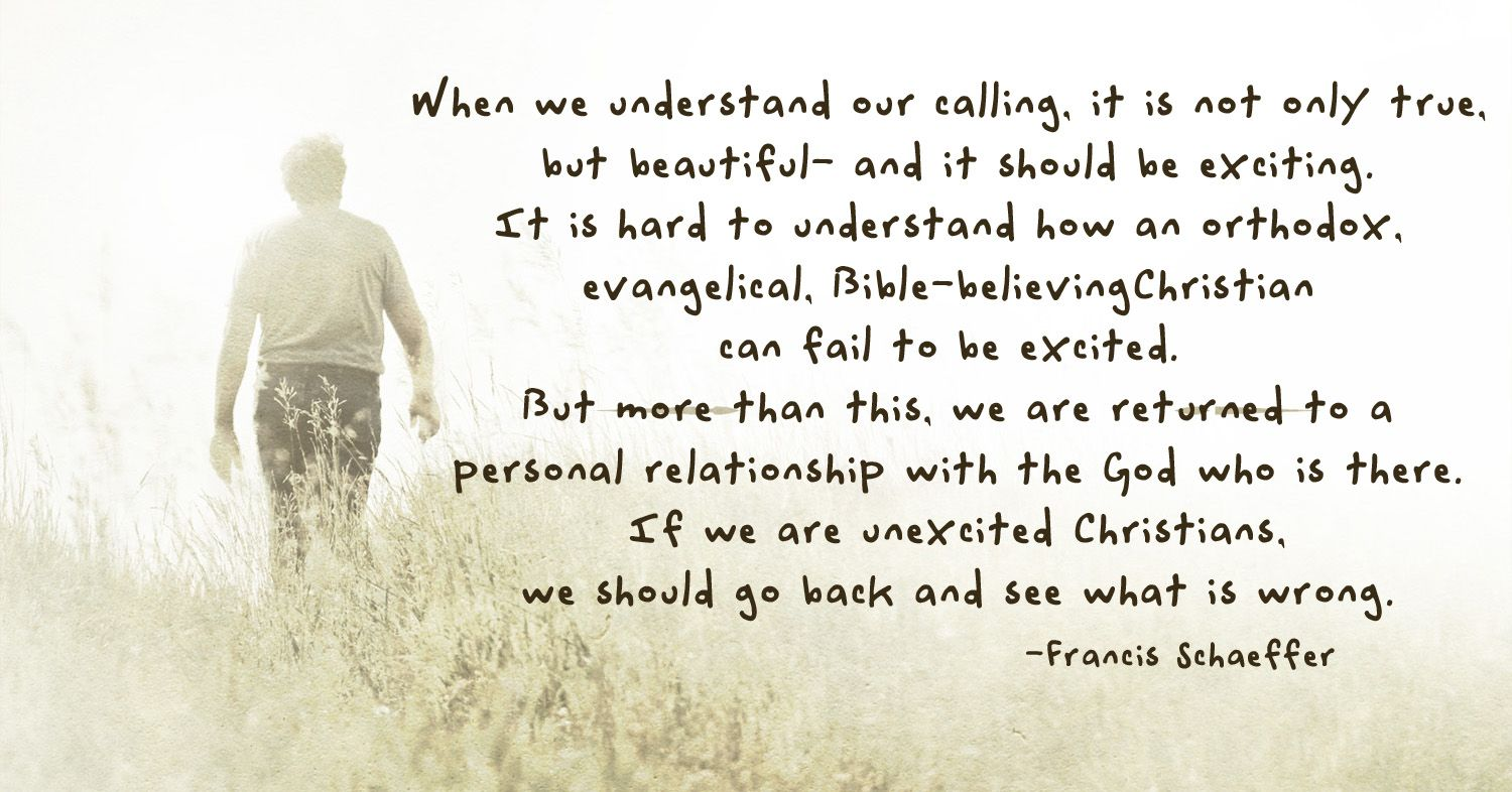 Christian Quotes About Love We Are Returned To A Personal Relationship With The God Who Is