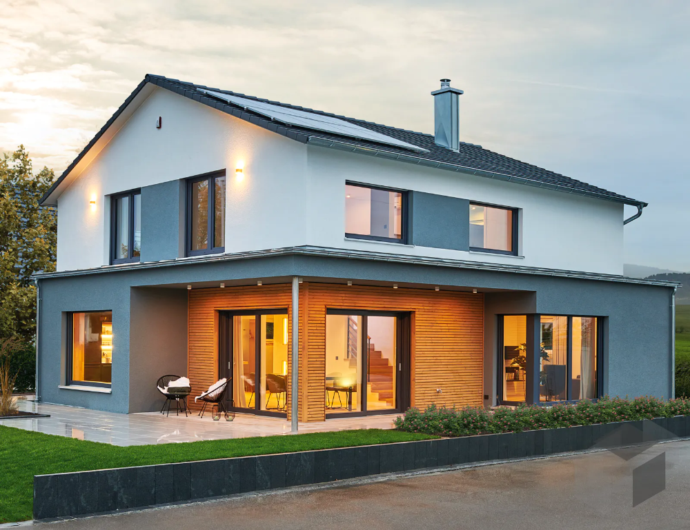 Einfamilienhaus 'MH RELAX Fellbach' von Fertighaus WEISS
