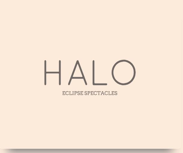 Halo Logo Logo Fonts Logo Design Halo