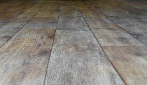 Lino PVC imitation parquet chêne blanchi sol Pinterest Interiors