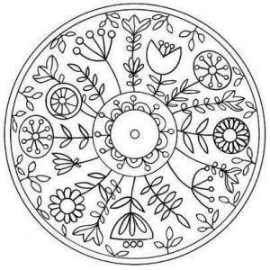 cretsiz mandala boyama levhalar 2 coloring sheetscoloring - Mandala Coloring Pages 2