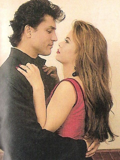 Osvaldo Rios Y Coraima Torres Celebrities Couples Couple Photos