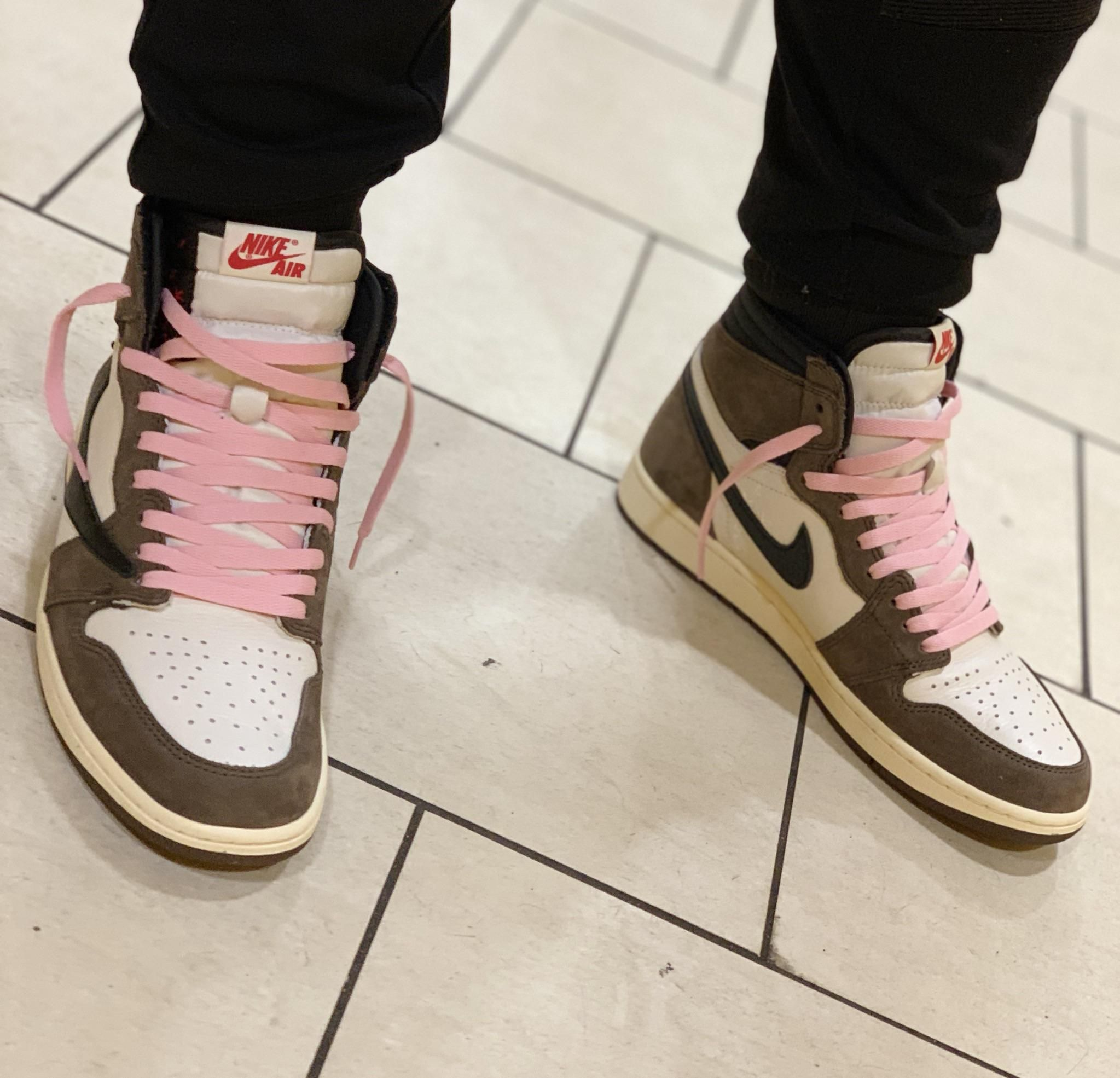 Where To Buy Shoe Laces For Nike Travis Scott Cactus Jack Air