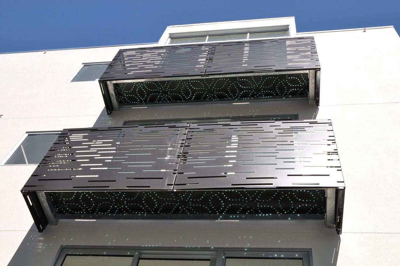 juliette balconies juliet balcony balconet balconette laser cut metal bokmodern bok modern. Black Bedroom Furniture Sets. Home Design Ideas
