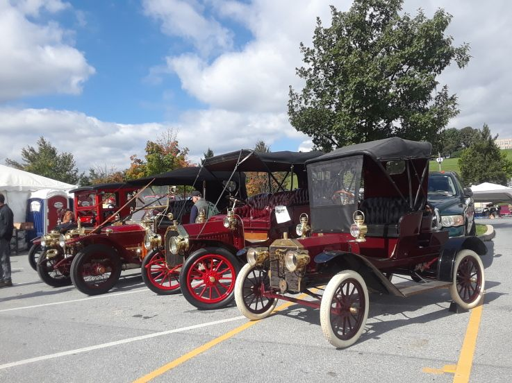 Hershey Car Show >> 2018 Aaca Fall Meet Hershey Car Show Swap Meet Brass Cars Car