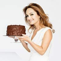 Giada's Favorite! Chocolate Hazelnut Cake.