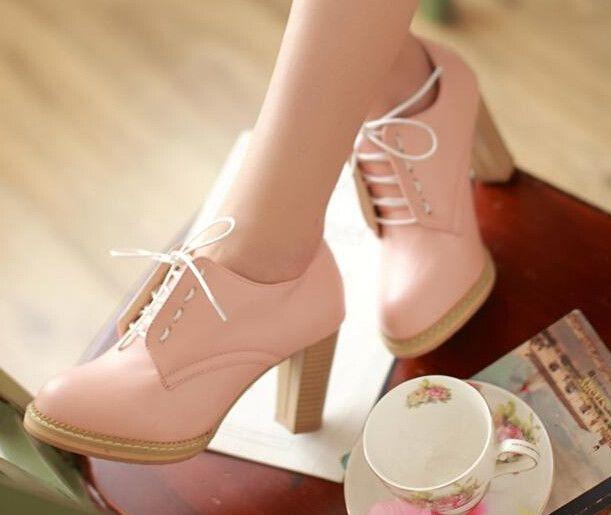 Cute students heels SE3311 Harajuku fashion, Harajuku and - clothing sponsorship
