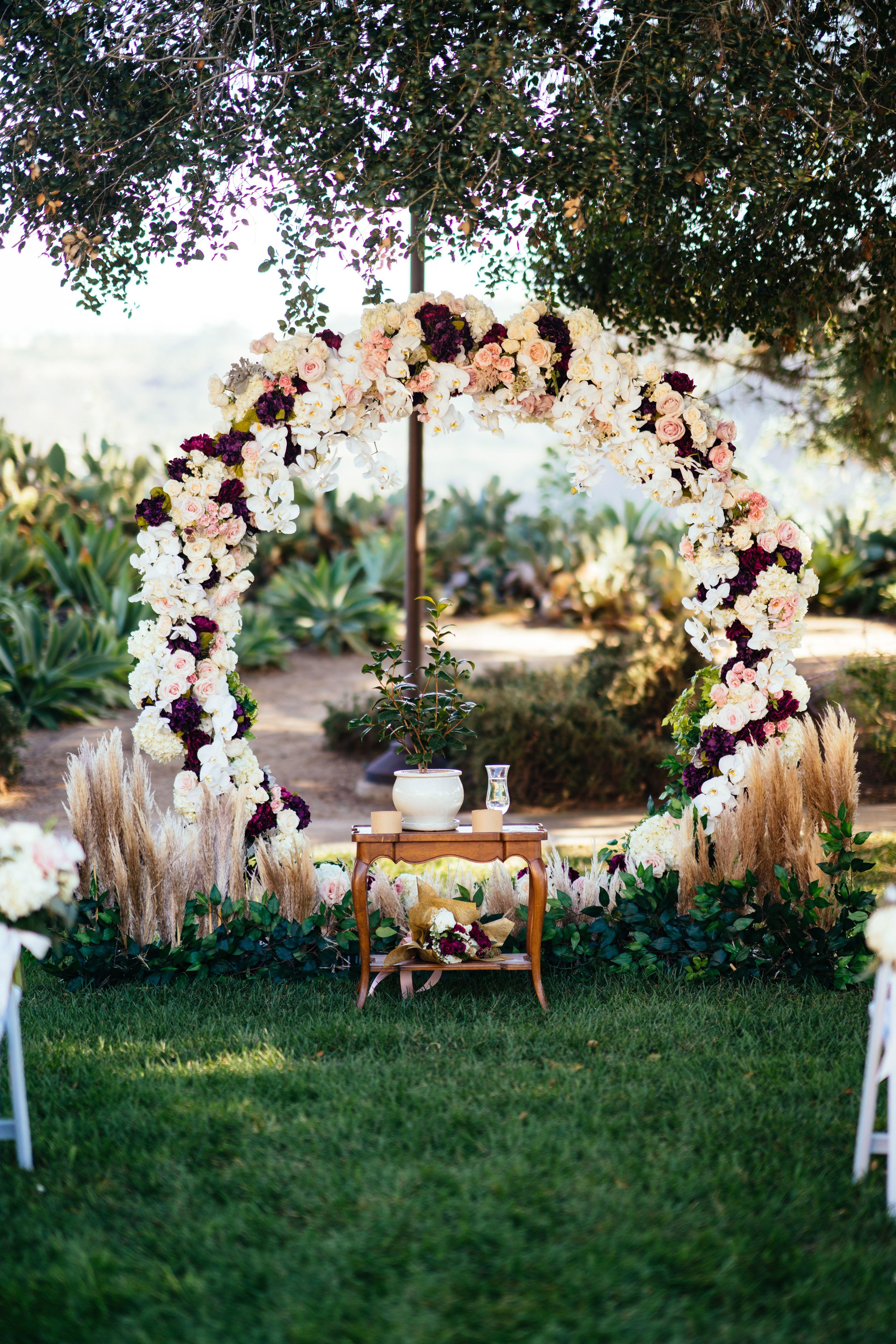 Beautiful Garden Wedding Ideas  Garden wedding decorations