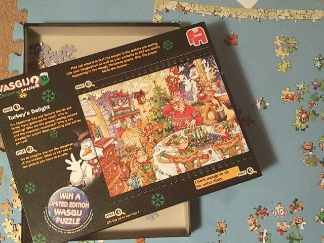 check out a first attempt at a wasgij puzzle the jigsaw puzzles that aren t always as they seem plus enter the giveaway closes 31 12 17 uk only