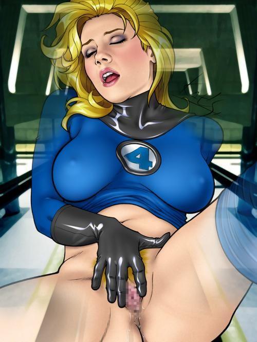 Free marvel women porn pics #4