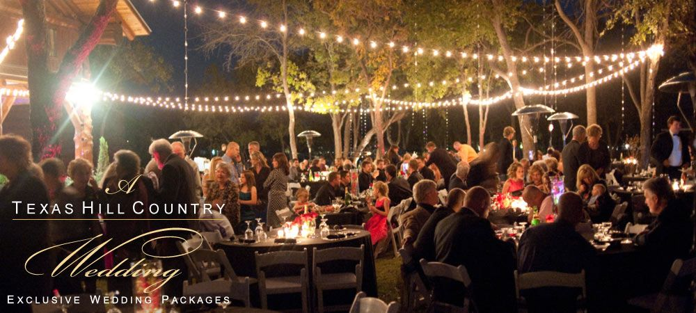 A Texas Hill Country Wedding Exclusive Venue Packages Lake Lbj Venues