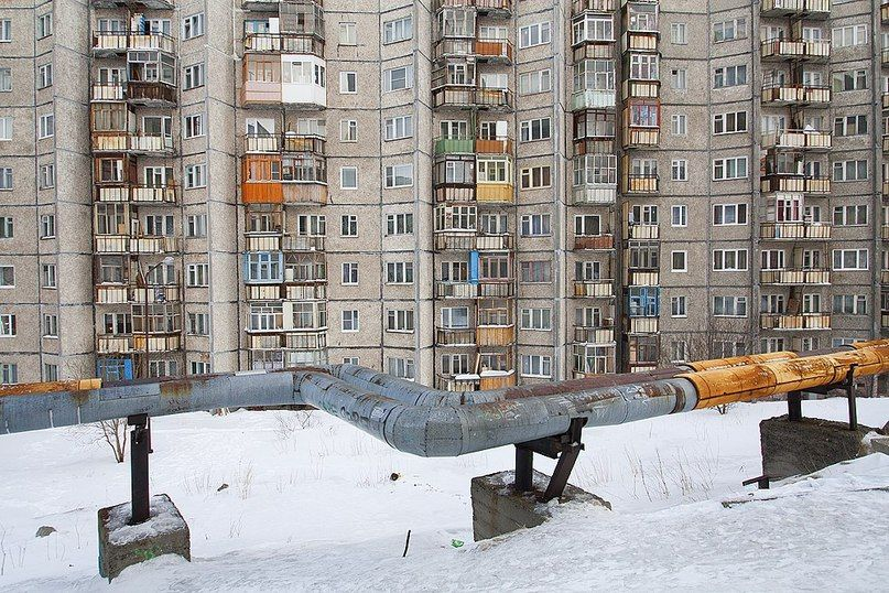 Severomorsk is a closed town in Murmansk Oblast, Russia