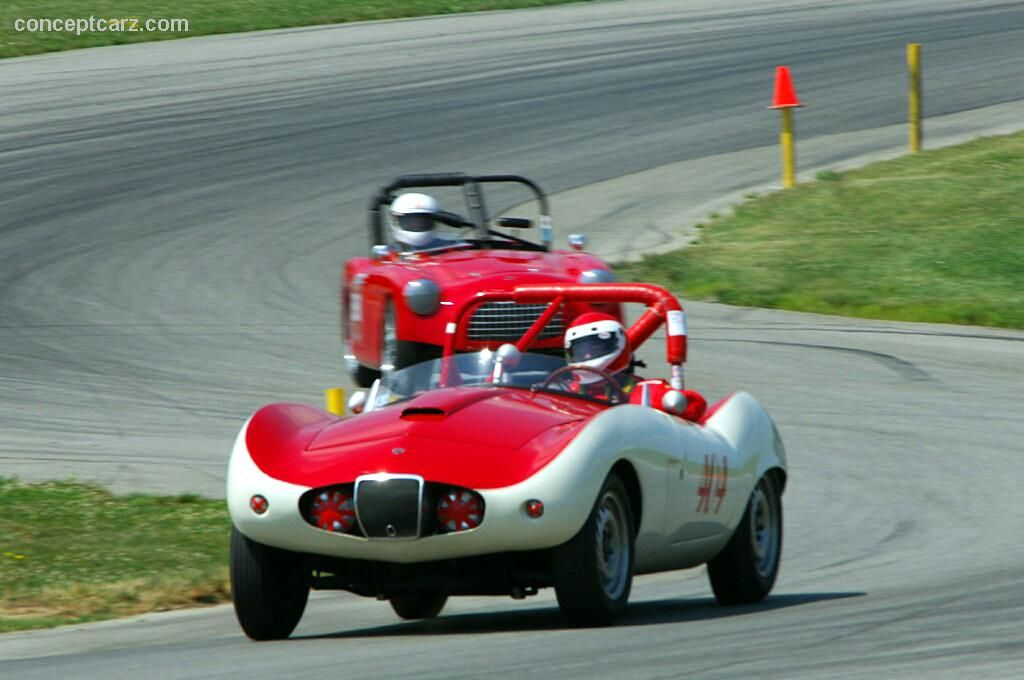 Arnolt Bristol Bolide Images Information And History DeLuxe | At ...