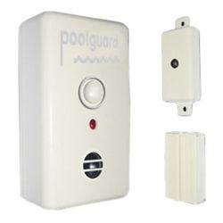 Poolguard Door Alarm With Wireless Passthrough No Delay