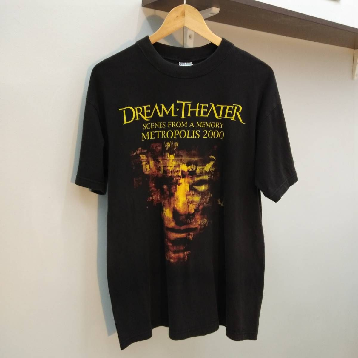 Searching For 00 39 S Dream Theater Tour Tee We Ve Got Tour Tee Tops Starting At 70 And Plenty Of Other Tops Sho Vintage Band Tees Dream Theater Tee Outfit