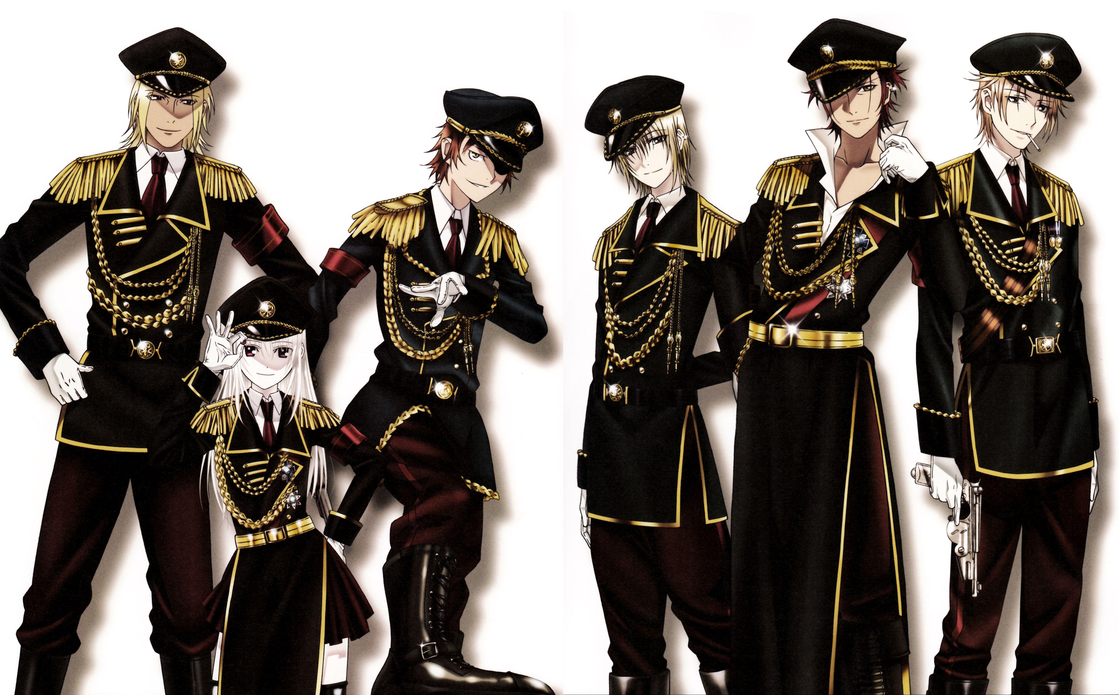 K Project 1805352 Zerochan K Project K Project Anime Anime