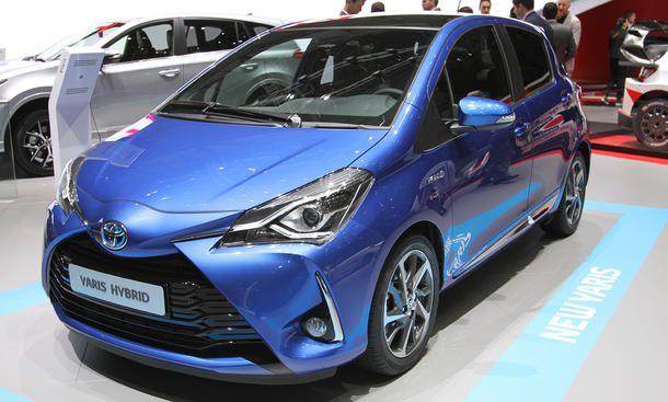 Toyota Yaris Xp13 Seit 2011 Motor Preis Toyota Neue Autos Autozeitung