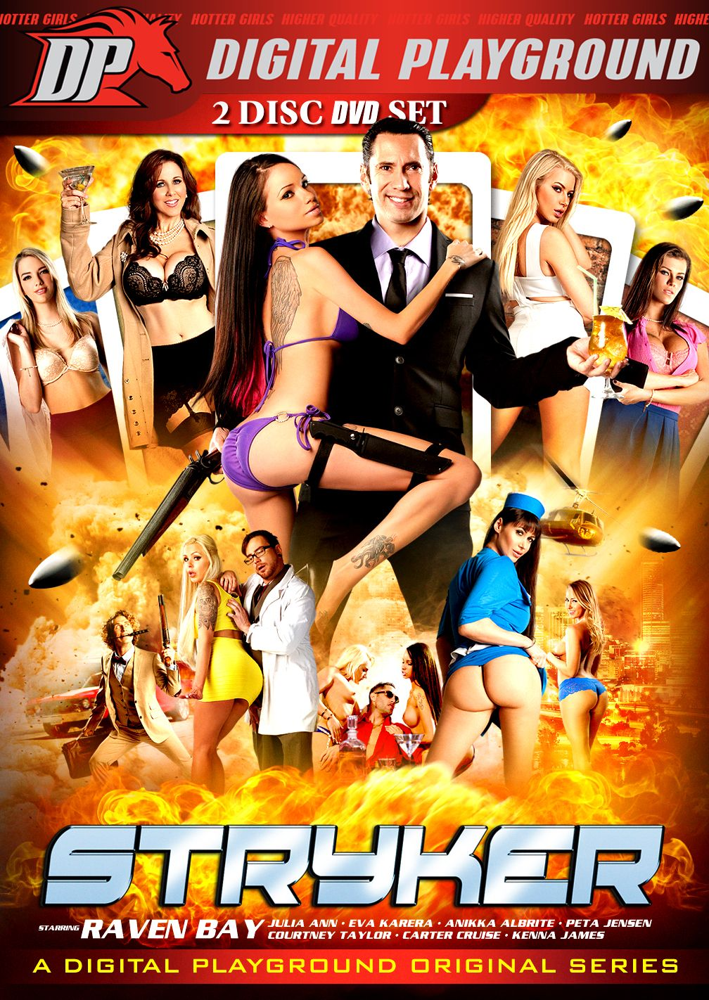 Nonton Film Stryker Digital Playground, Streaming Film -8584