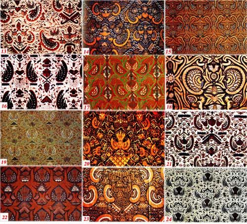 Pin By Lau Ming On Batik Indonesia