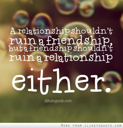 friendship relationship quotes