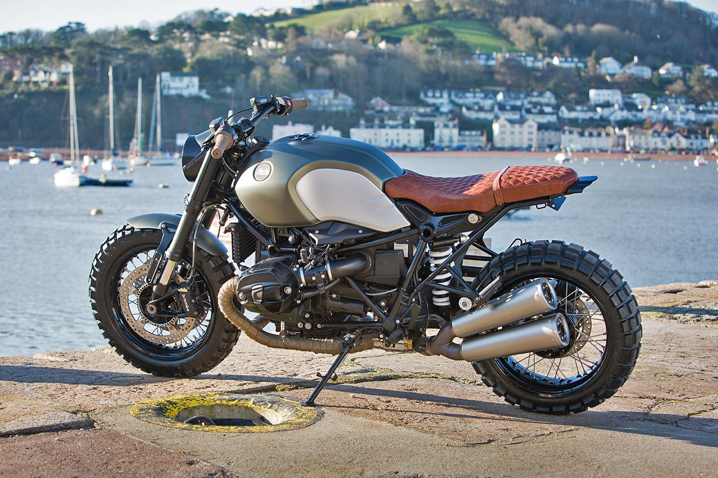 bmw motorrad uk has launched r nine t scrambler variant at. Black Bedroom Furniture Sets. Home Design Ideas