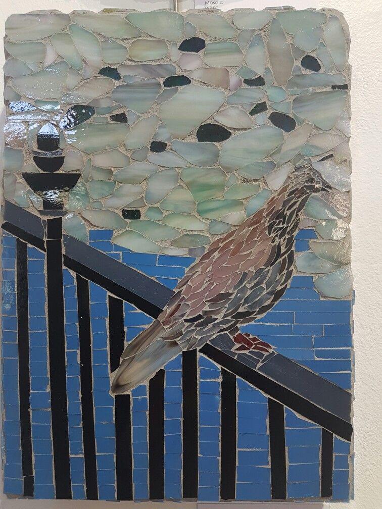 Pin By Heidi Ansley On Piet My Vrou Mosaic Art Studio Mosaic Art