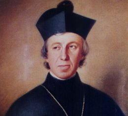 a biography of john bede polding Bishop john bede polding and clergy argued against public endowment of a   the bishop of botany bay: the life of john bede polding.