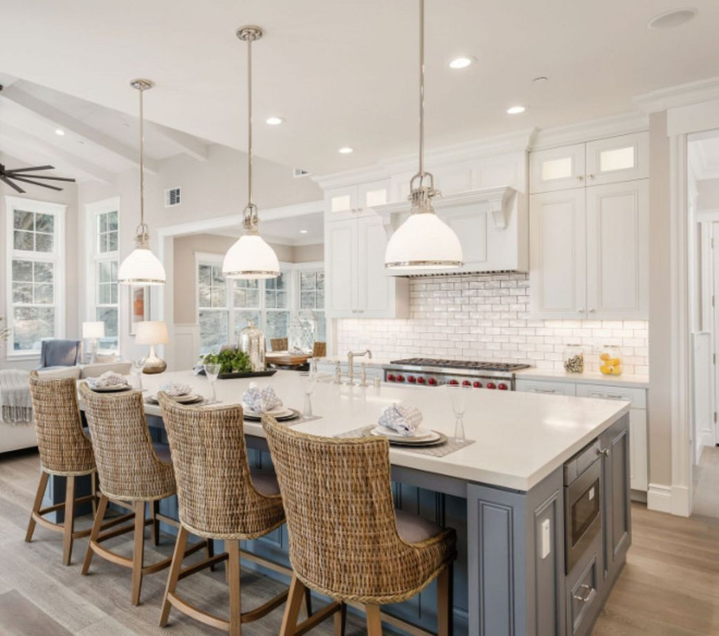 Neat Kitchen Cabinet Ideas: Cool Grey Kitchen Cabinet Ideas 61
