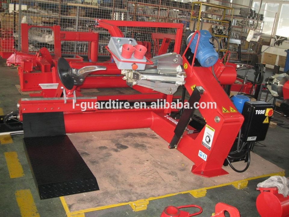 new price chinese tire changer truck tire changer T698