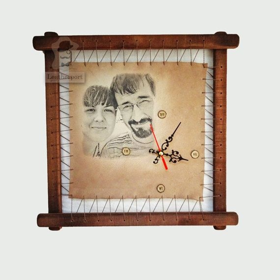 13th Wedding Anniversary Gift Ideas For Her: 3rd Leather Home Decor Traditional Gift For Her 9th