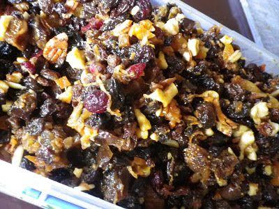 Five Senses Cooking: Recipes - Fruit Mince