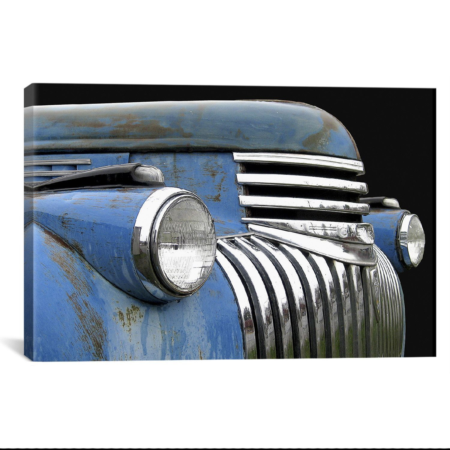 Chevy grill blue best classics ever pinterest chevy chevy
