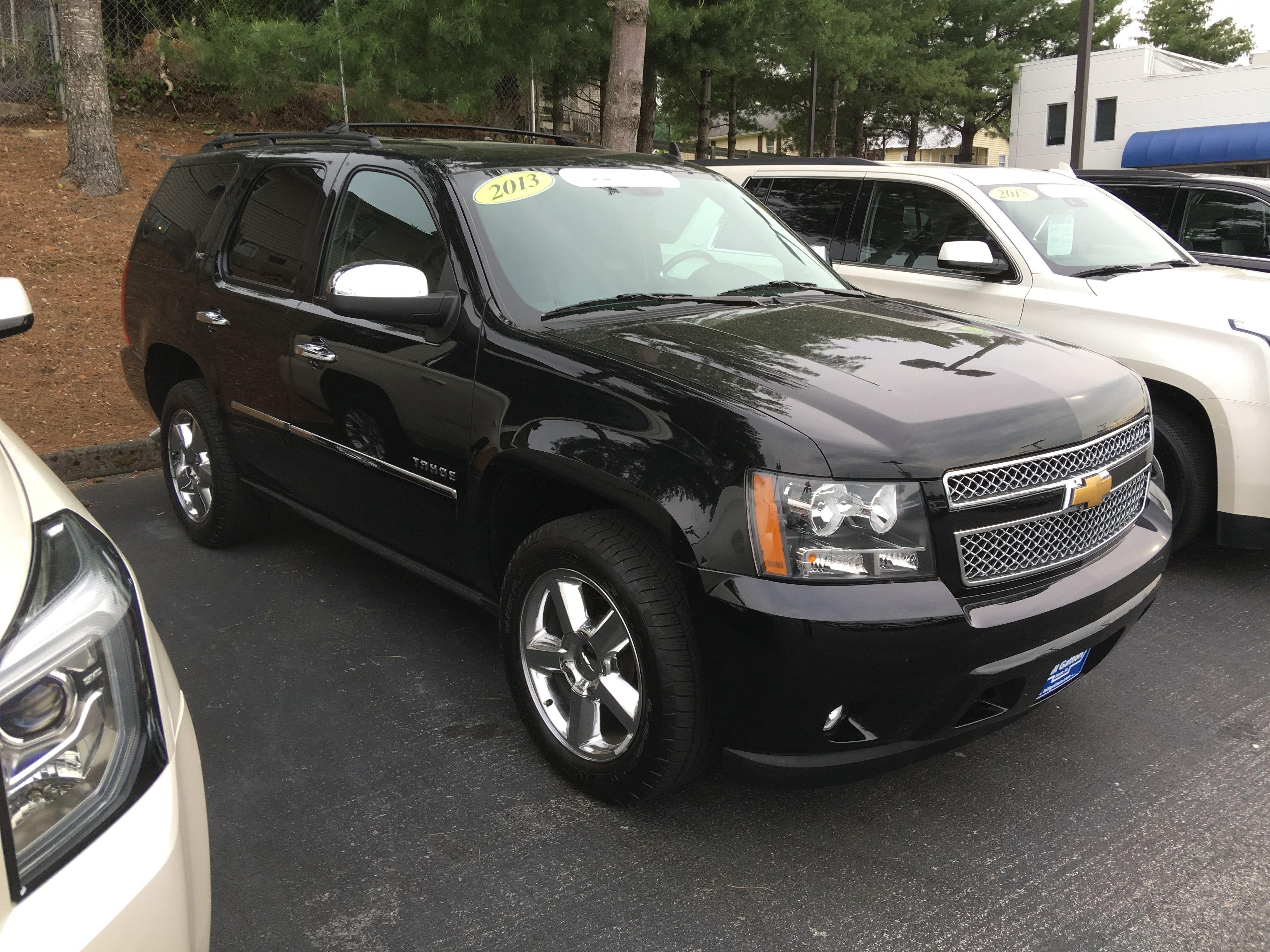 chevrolet suv inventory lt tahoe used sid owned pre fremont in