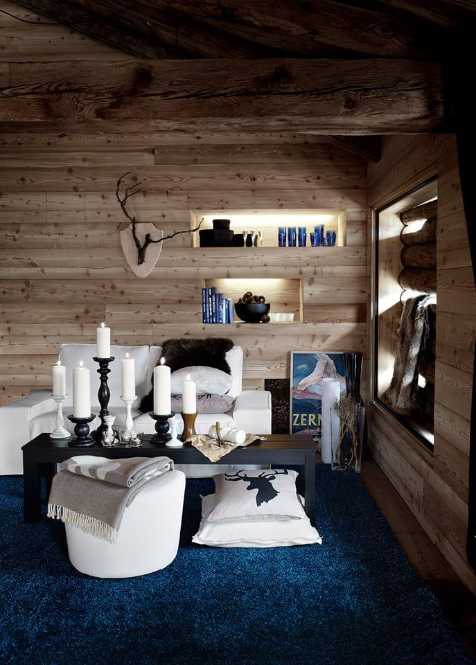 Ikea limited edition CHALET collectie