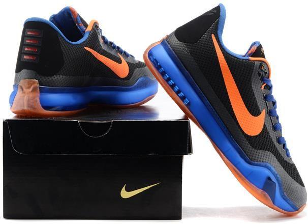 Nike Kobe 10 Black Blue Orange Shoes cheap Kobe 10 Men If you want to  look Nike Kobe 10 Black Blue Orange Shoes you can view the Kobe 10 Men  categories