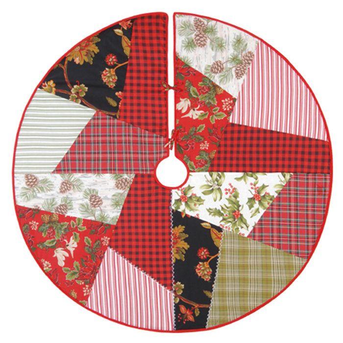 Crazy Quilt Christmas Tree Skirt 54 Christmas Tree Skirts Patterns Crazy Patchwork Quilt Crazy Quilts