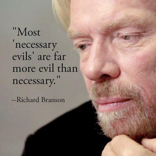 10 Must Read Inspiring Business Leader Biographies Slideshow Richard Branson Quotes Richard Branson Inspiring Business