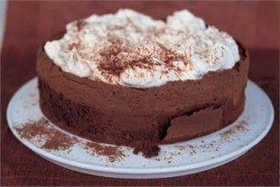 Chocolate Cloud Cake Recipe Cloud cake Cloud and Cookery books