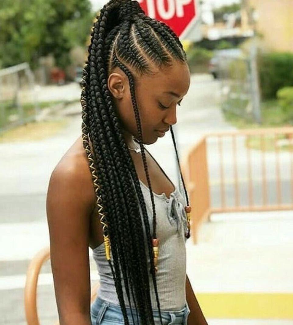 Pin By Sweet Sour On H A I R S L A Y E D Girls Hairstyles Braids