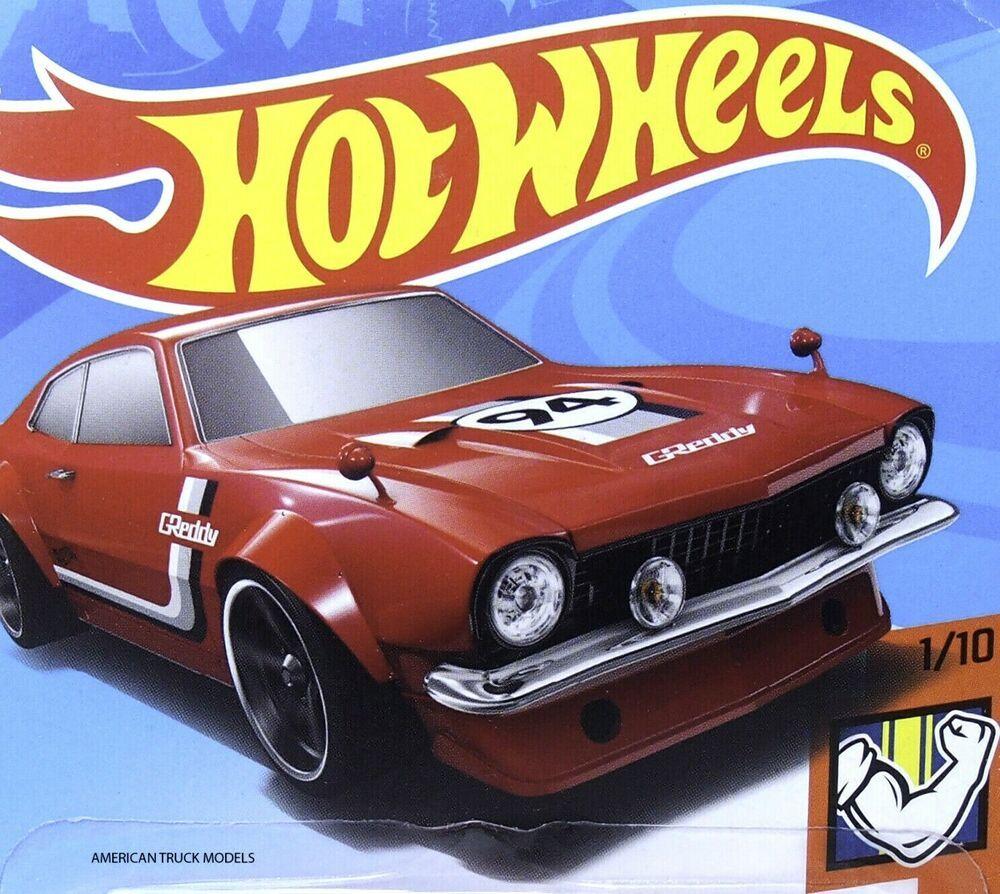 Hot Wheels Custom Ford Maverick Hotwheels