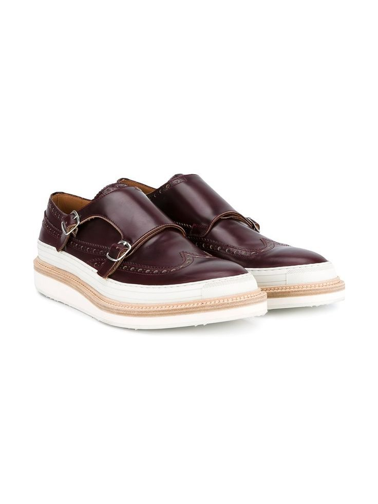 a87cf0f9b The Best Men s Shoes And Footwear   Weber Hodel Feder  Herald  monk shoes -Read  More –